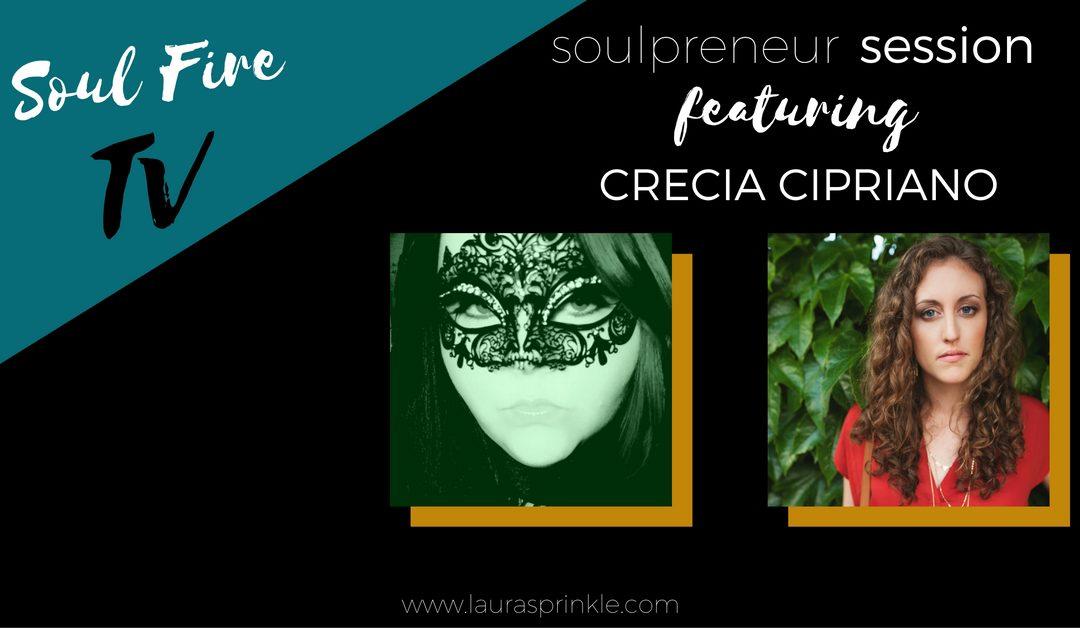 Soul Stories: Crecia Cipriano