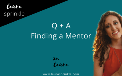 Questions + Answers: Finding a Mentor