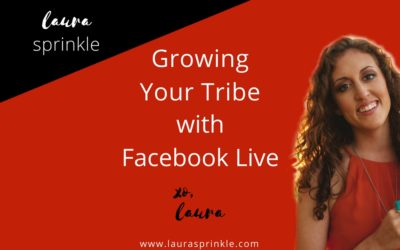 Growing Your Tribe With Facebook Live