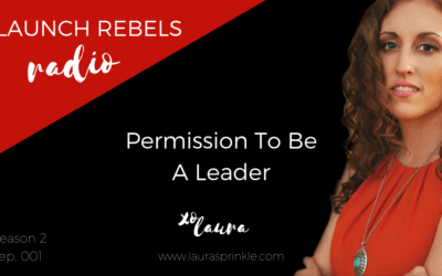 S2 Ep. 001: Permission to Be a Leader