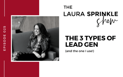 3 Types of Lead Generation for your business so you can grow your email list