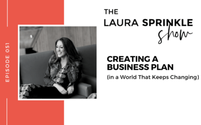 Episode 051: Creating a Business Plan in a World That Keeps Changing